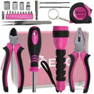 Tööriistakomplekt naistele GEKO 23-osaline