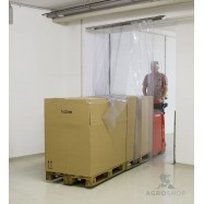 PVC-ribakardinate komplekt 130x225cm