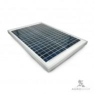 Päikesepaneel MWG elektrikarjusele 20W