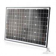 Päikesepaneel 40W monokristall