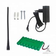 Elektrikarjuse kontrollpaneel FENCEe FiWi Gateway GW100