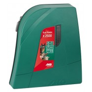 Aku-ja võrgutoitega elektrikarjus AKO Duo Power X2500 (12V/230V)