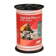 Elektrikarjuse taralint AKO TopLine Plus 10mm/200m