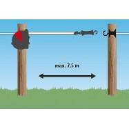 Elektrikarjuse väravasüsteem 40mm lindiga