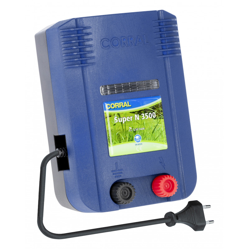 Võrgutoitega elektrikarjus Corral N3500 (230V)