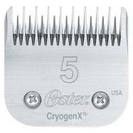 Pügamismasina terad 5/6,3 mm Cryogen-X® Oster