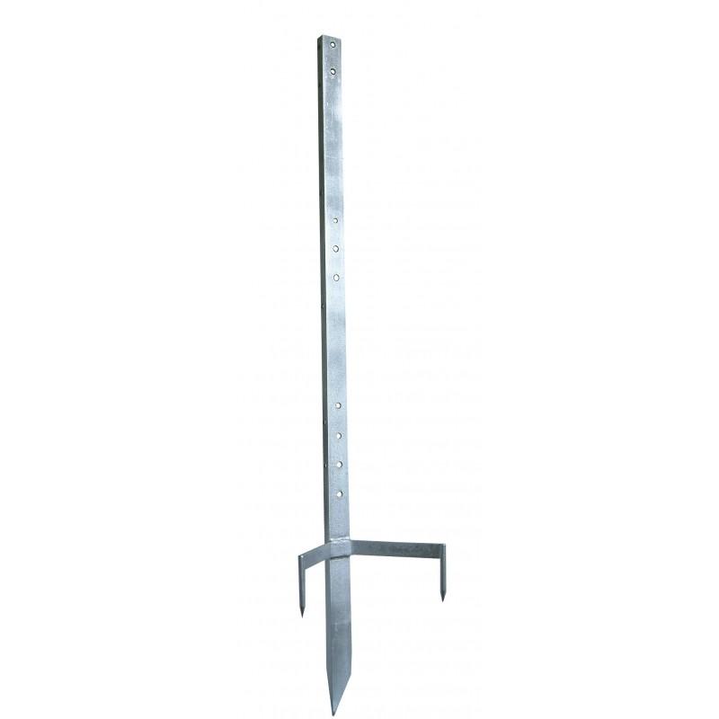 Metallist nurgapost Multi 1,65 m