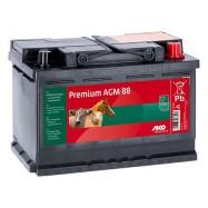 Taaslaetav aku Premium AGM 88 Ah