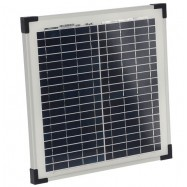 Elektrikarjusele päikesepaneel AKO 15W