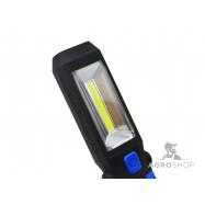 LED valgusti Li-Ion akuga GEKO 3W, 230/12 V
