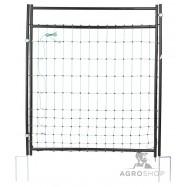 Elektrilise taravõrgu värav 125 cm