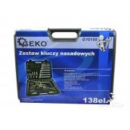 Padrunvõtmete komplekt GEKO 138-osaline