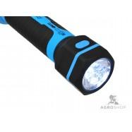 LED valgusti Li-Ion akuga GEKO 30+6, 230/12 V
