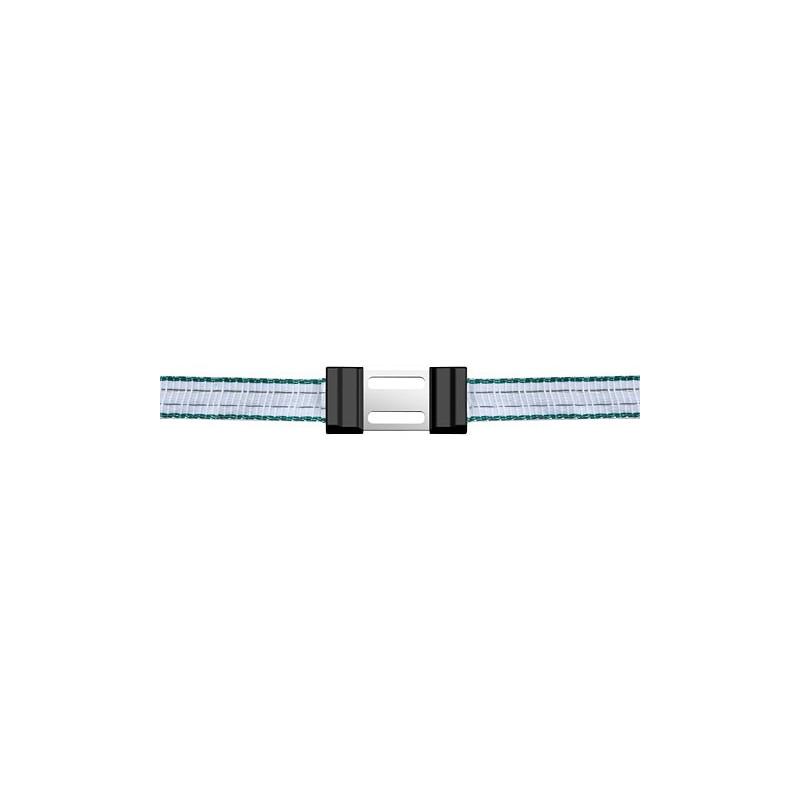 Ühendusklambrite komplekt LITZCLIP 20 mm lindile