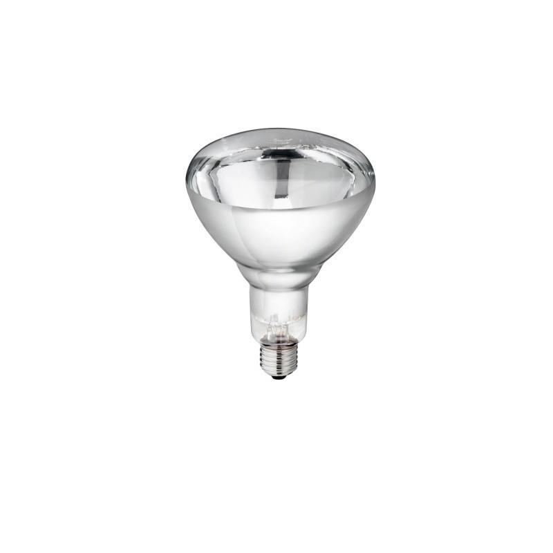 Soojenduslamp Philips 150 W, läbipaistev