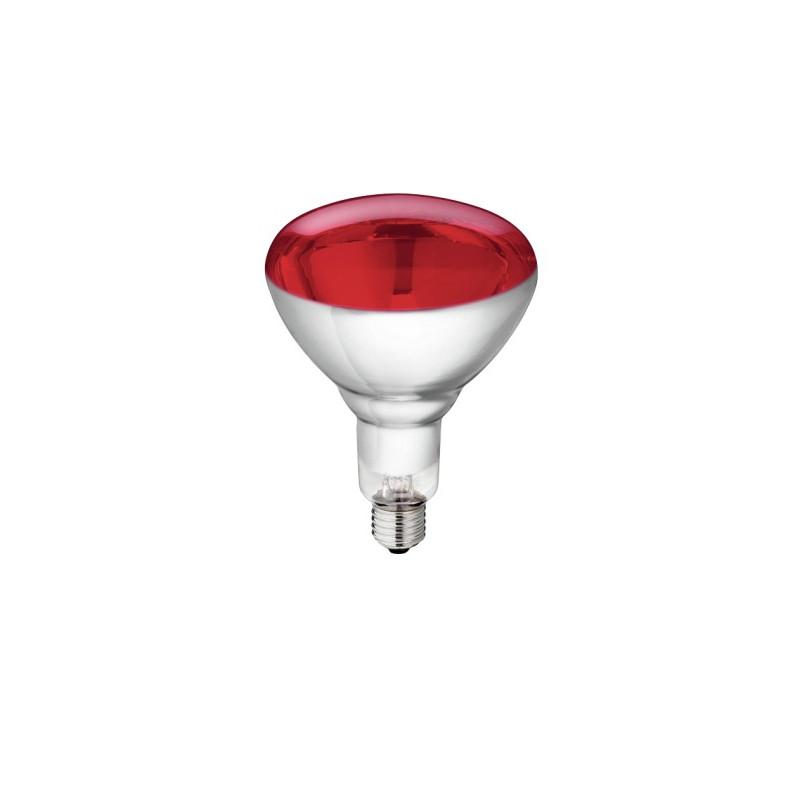 Soojenduslamp Philips punane 250W