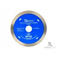 Teemantlõikeketas GEKO 125 x 1,2 mm