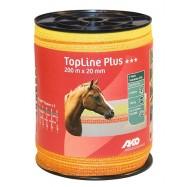 Elektrikarjuse taralint TopLine Plus 20 mm/200 m