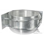 Alumiiniumist nurga-söötmiskauss Kerbl Ø 35cm