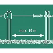 Elektrikarjuse väravasüsteem Flexigate 20mm lindiga max.19m
