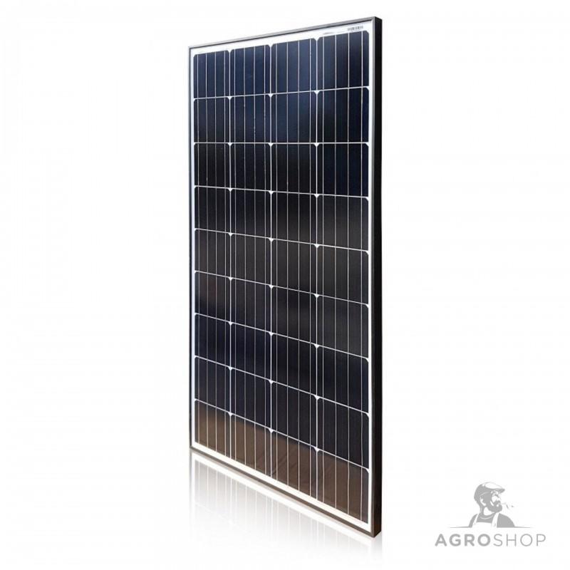 Päikesepaneel elektrikarjusele 130W