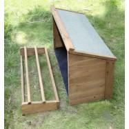Kodulindude majale õrs ja haudebox