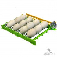 Prodi inkubaatorite hanemunade pööramisrest