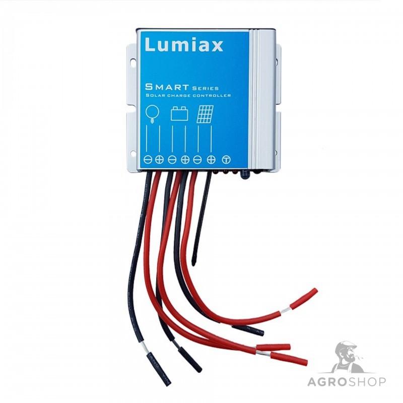 Päikesepaneeli pinge kontroller 20A 12/24V IP67