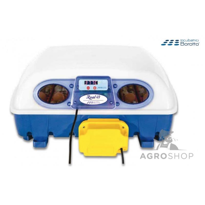 Inkubaator Real 49 digitaalne ja täisautomaatne