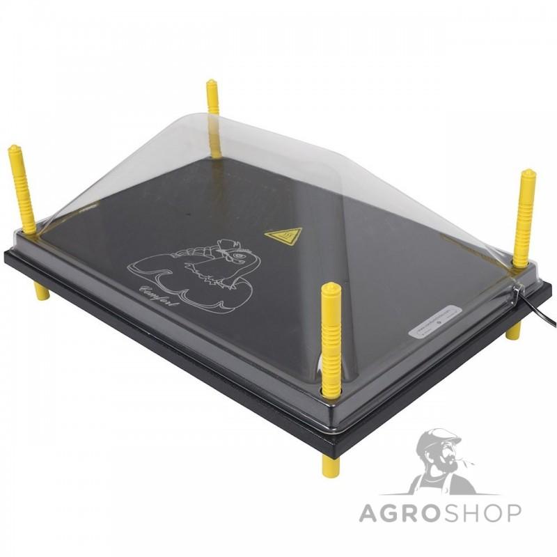 Kaitsekuppel soojendusplaadile 40x60cm
