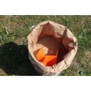 Söödakühvel oranž 1,5kg