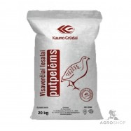 Vuttide startersööt GMO-vaba Kauno Grudai 20kg